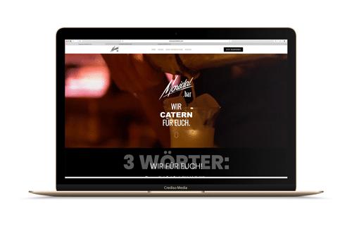 Moridal Bar Website Vorschau